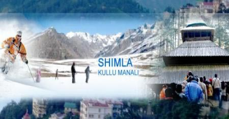 Shimla Manali Tour For 6 Days And 5 Nights