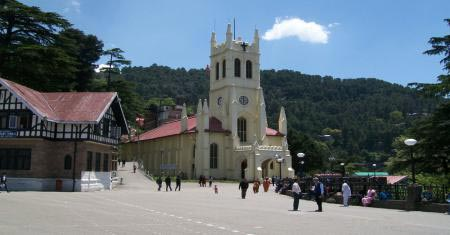 Shimla Tour For 3 Days And 2 Nights