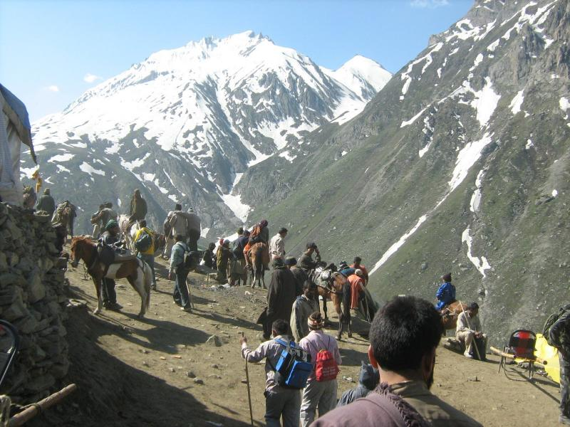 Amarnath Yatra By Helicopter - Group Departure Package