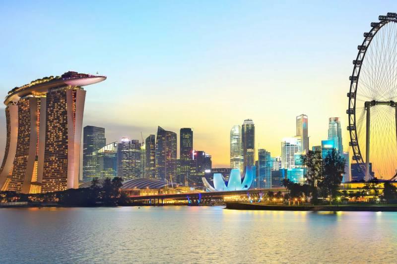 Singapore, Bangkok, Pattaya, Malaysia Tour