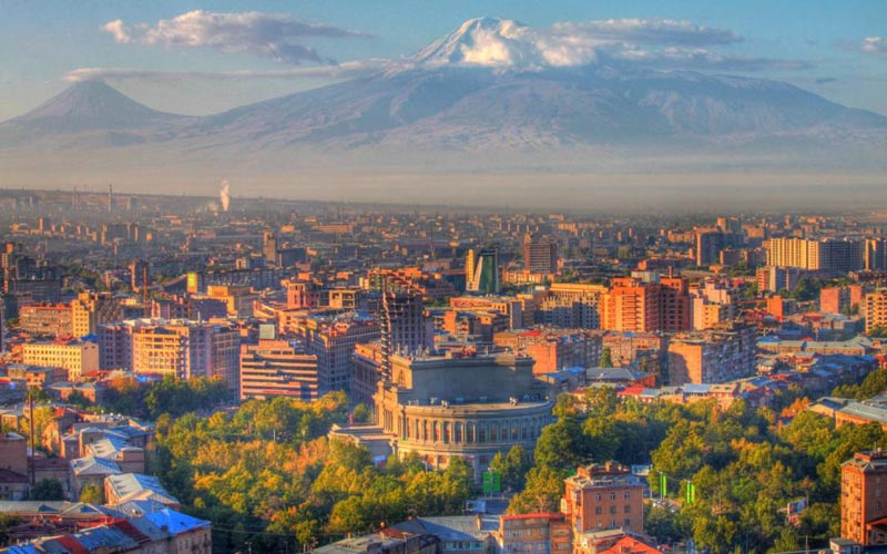 Armenia Fixed Departure Tours