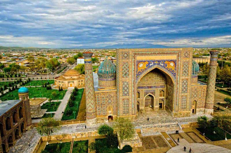 Tashkent Tour Ahead From Travel Ahead Holidays