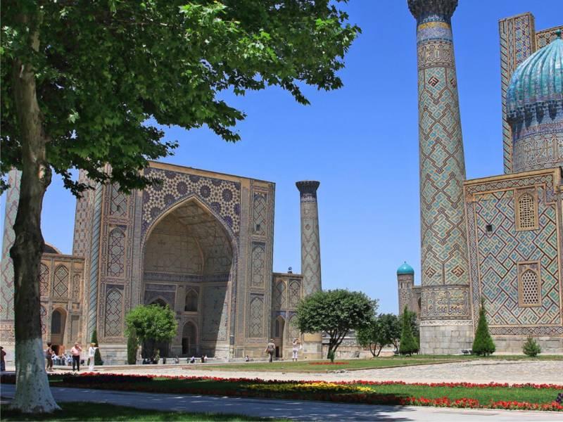 Tashkent - Uzbekistan Tour