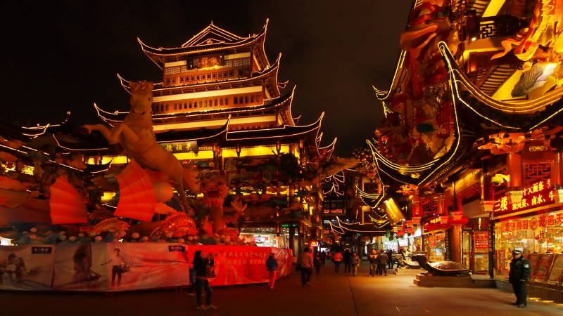 Beijing With Shanghai 5 Days Tour