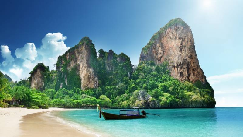 Singapore, Malaysia And Thailand Tour 10 Days