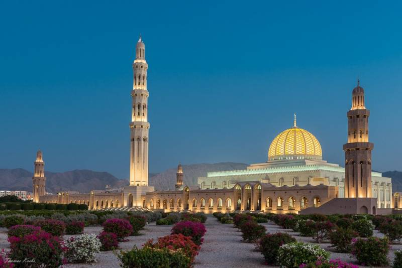 Muscat With Shalala Tour Package  06 Days