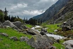 Mussoorie -chamba -tehri Garwal -haridwar -rishikesh Tour 7 Days