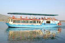 Andhra - Badradri On River Godavari