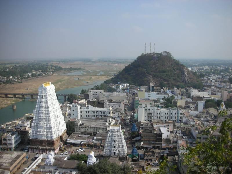 Tirupati - Tirumala - Kalahasti Tour
