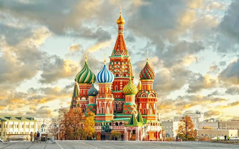 Russia 6 Nights 7 Days Tour