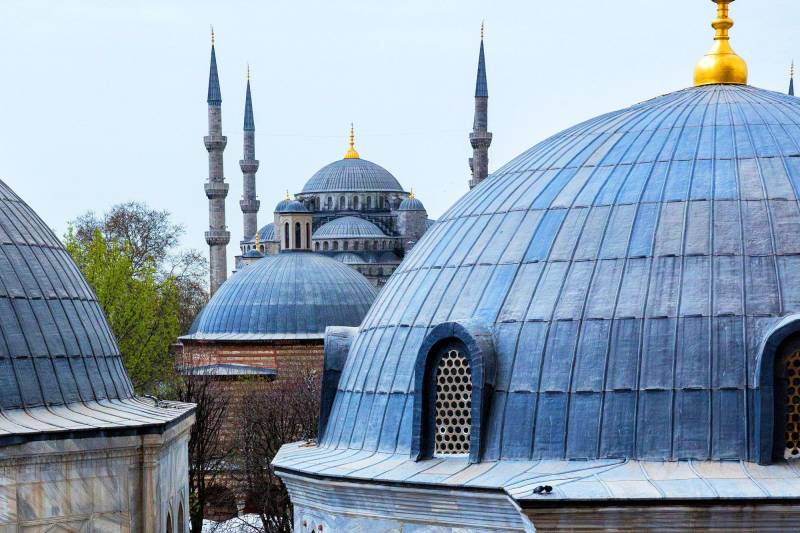 Turkey 8 Nights / 9 Days Tour
