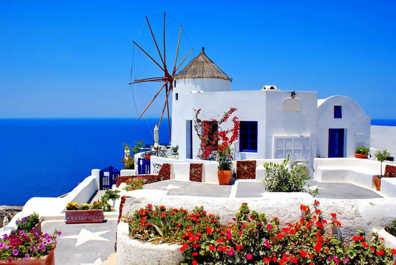 Greece 7 Nights / 8 Days Tour