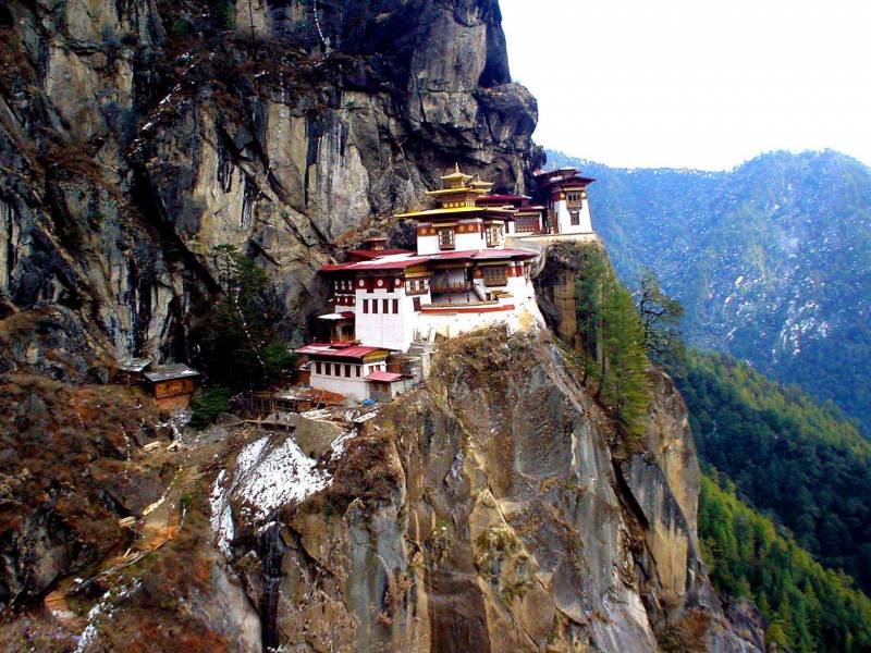 Bhutan Tours 7 Nights / 8 Days Tour