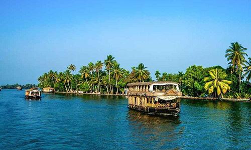 Kerala Package - Alleppey & Kovalam