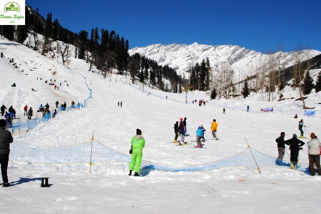 Shimla Manali Chandigarh Tour Package From Delhi