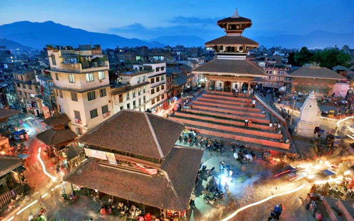 Kathmandu 8 Nights And 9 Days Package