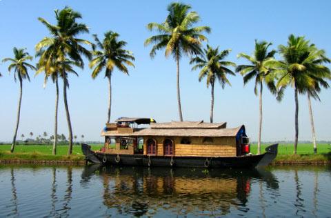 Ex. Kerala 6 Nights & 7 Days Package