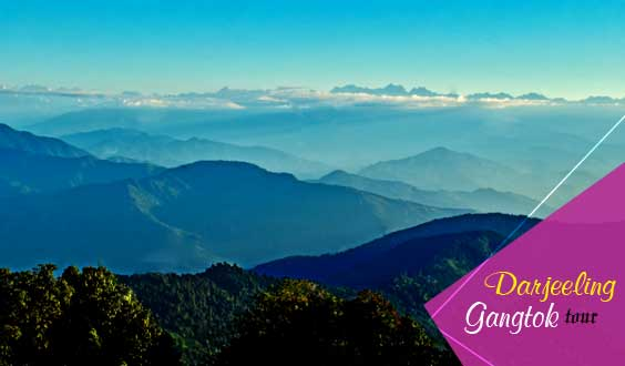 Darjeeling Gangtok Package Tour For 4n 5d Starting Rs 12850 Per Head