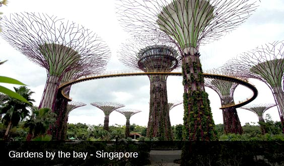 Singapore - Malaysia Tour Packages