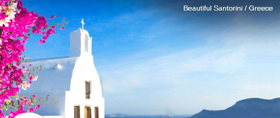 Santorini Package Tour