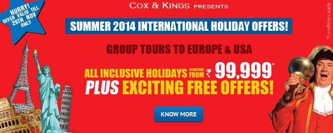 Passionate Europe Tour