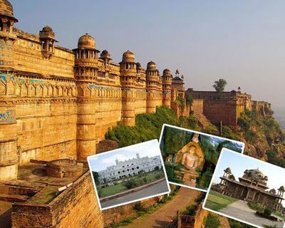 Golden Triangle With Gwalior Tour