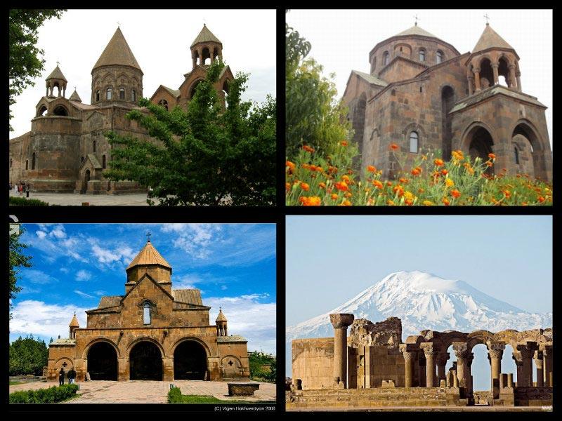 Echmiadzin - Zvartnots Tour