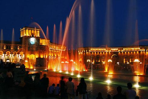 Wonderland Armenia Tour