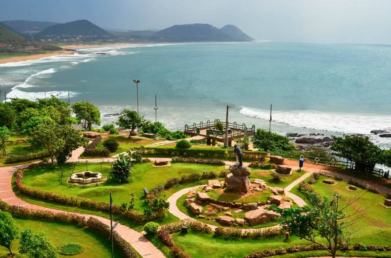 Tour Programme Of Hyderabad, Visakhapattanam And Araku