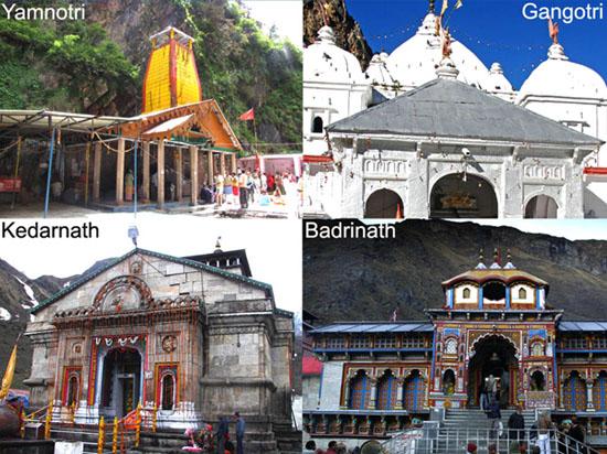 Tour Of Char Dham Kedar- Badri- Gangotri- Yamunotri