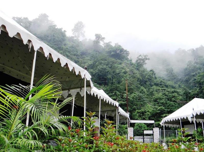 Delhi To Rishikesh Forest Camp Tour