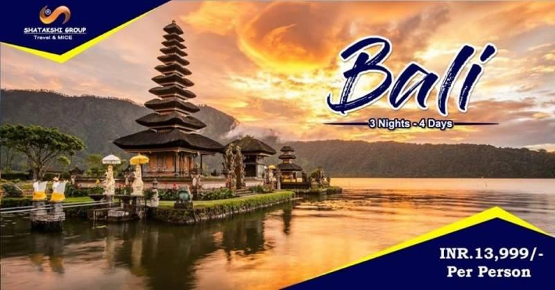 Bali 3 Nights 4 Days Tour
