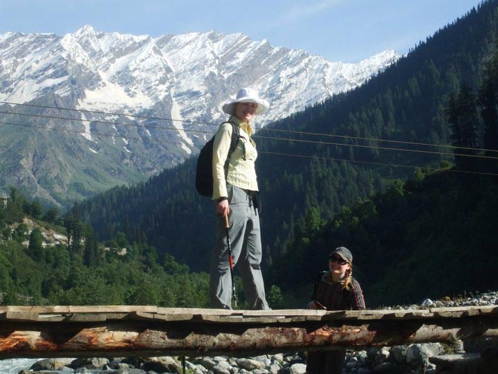 Hiking Around Kullu - Manali Package