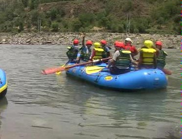 White Water River Rafting Tour