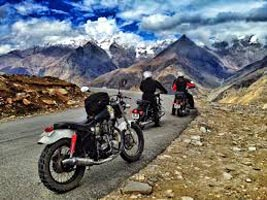 Trans Himalayan Safari Tour