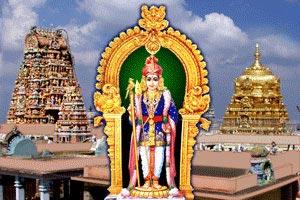 Lord Muruga Aaru Padai Veedu(Six Battle Filed) Tour