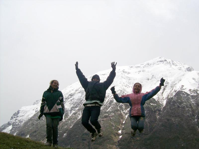 Adventure Camp Dalhousie Tour