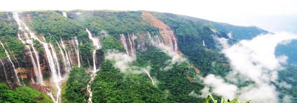 Guwahati - Shillong - Kaziranga - Tawang - Nameri - Tezpur - Guwahati Tour