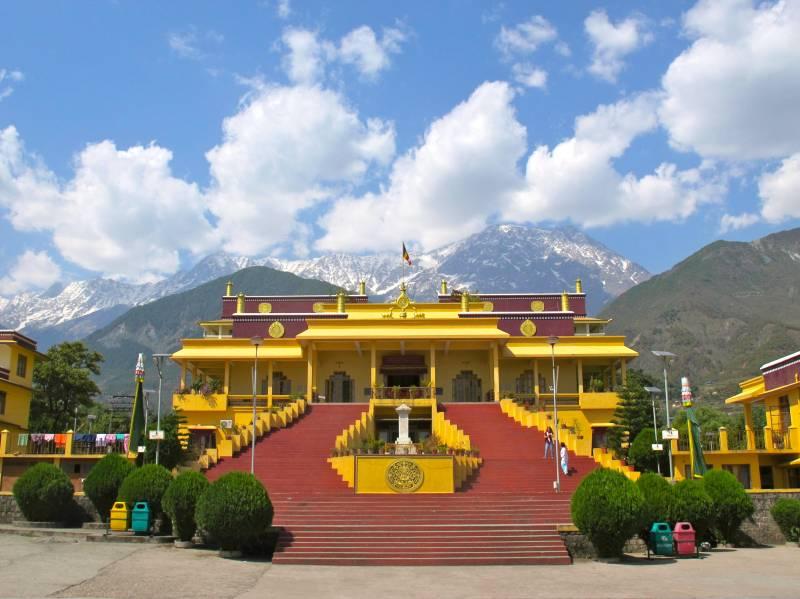 Manali-dharamshala Tour