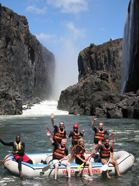 Victoria Falls (Zimbabwe) And Chobe National Park (Botswana) Tour
