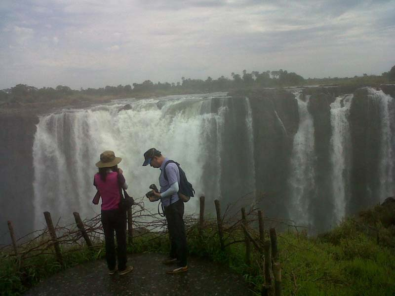 Victoria Falls And Hwange Big Five Safaris National Park Tour
