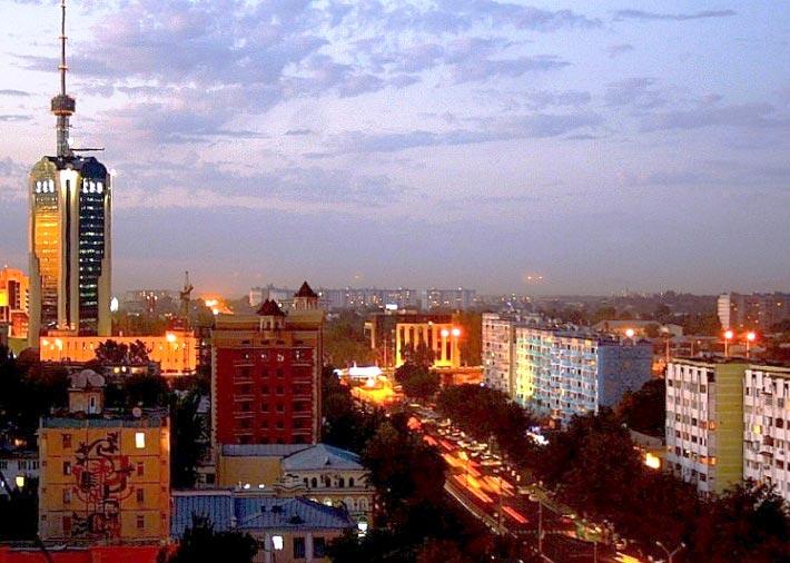 4*/5* Star Amazing Tashkent Tour
