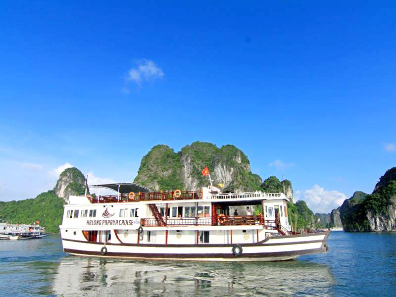 Halong 2 Days 1 Nights 4 Star Cruise Tour