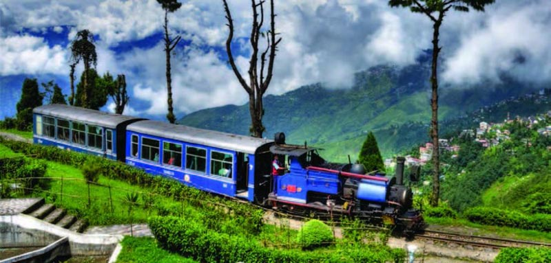 Darjeeling 2 Nights Gangtok 3 Nights Tour