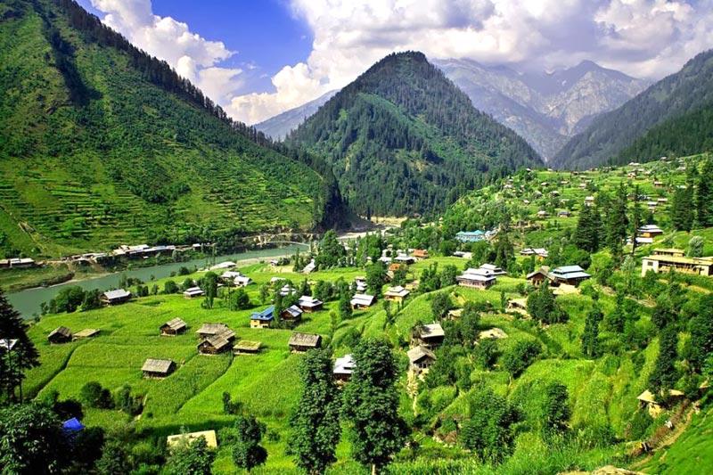 Kashmir Vaishno Devi Package