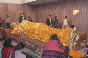Buddha Temple ( Kushinagar )