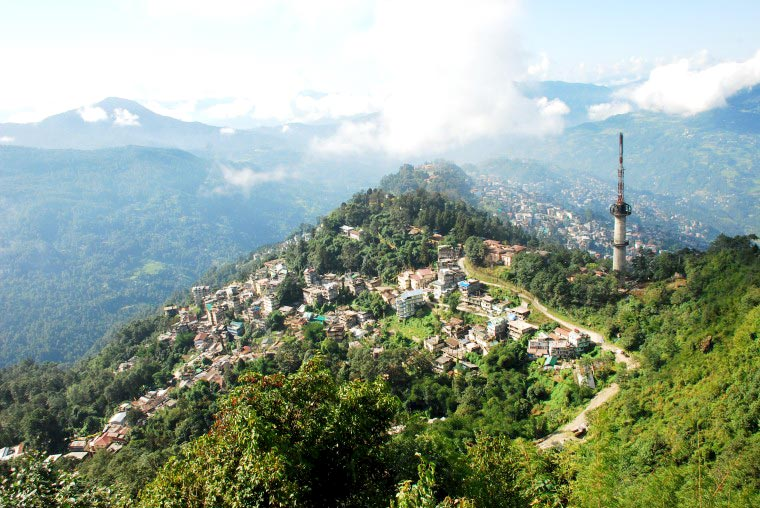 5 Night 6 Days Sikkim And Darjeeling Package
