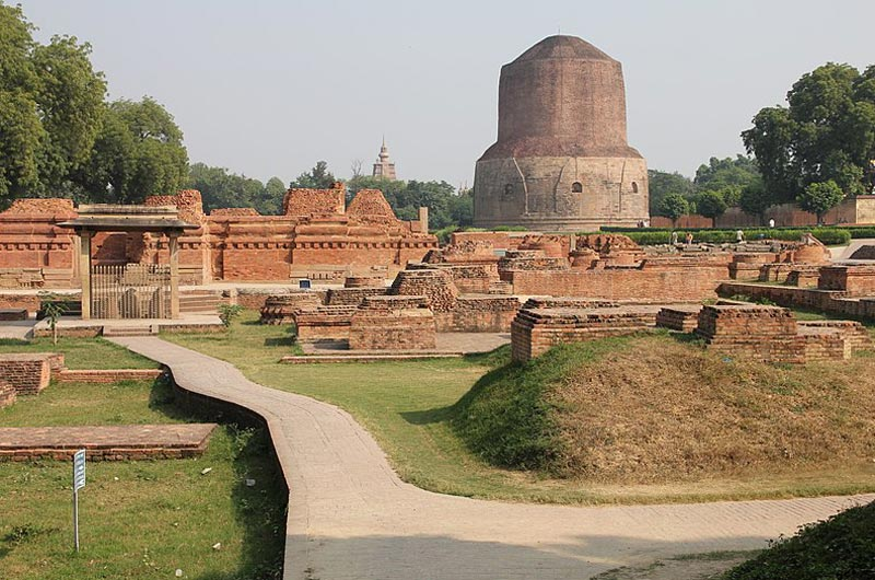 Golden Triangle Buddhist Tour