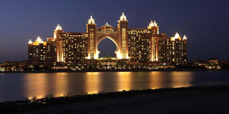 Special Dubai Vacation, Land Only Tour