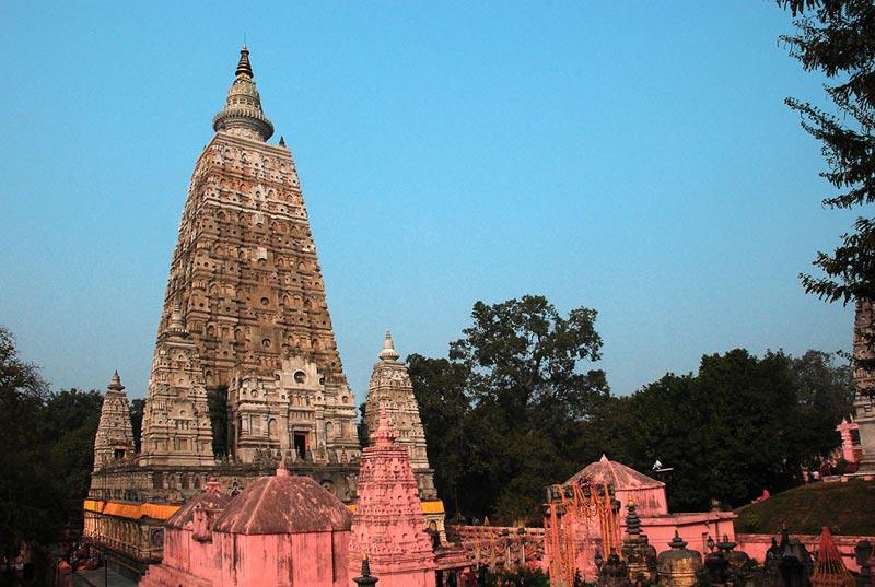 Buddhist Temple Tour
